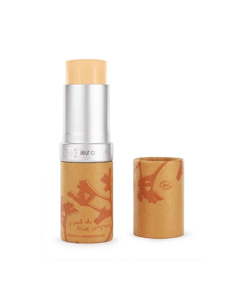 Couleur caramel 118511 fond de teint compact 11 beige diaphane embellissetvous fr