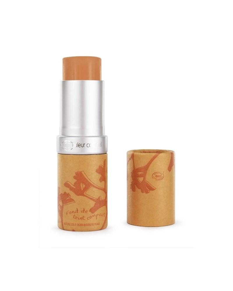 Couleur caramel 118515 fond de teint compact 15 beige fonce embellissetvous fr