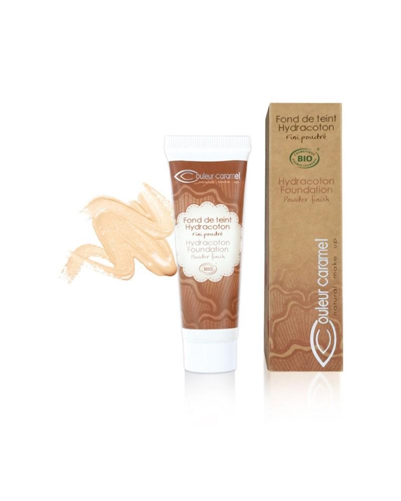 Couleur caramel 118711 fond de teint hydracoton 11 ivoire embellissetvous fr