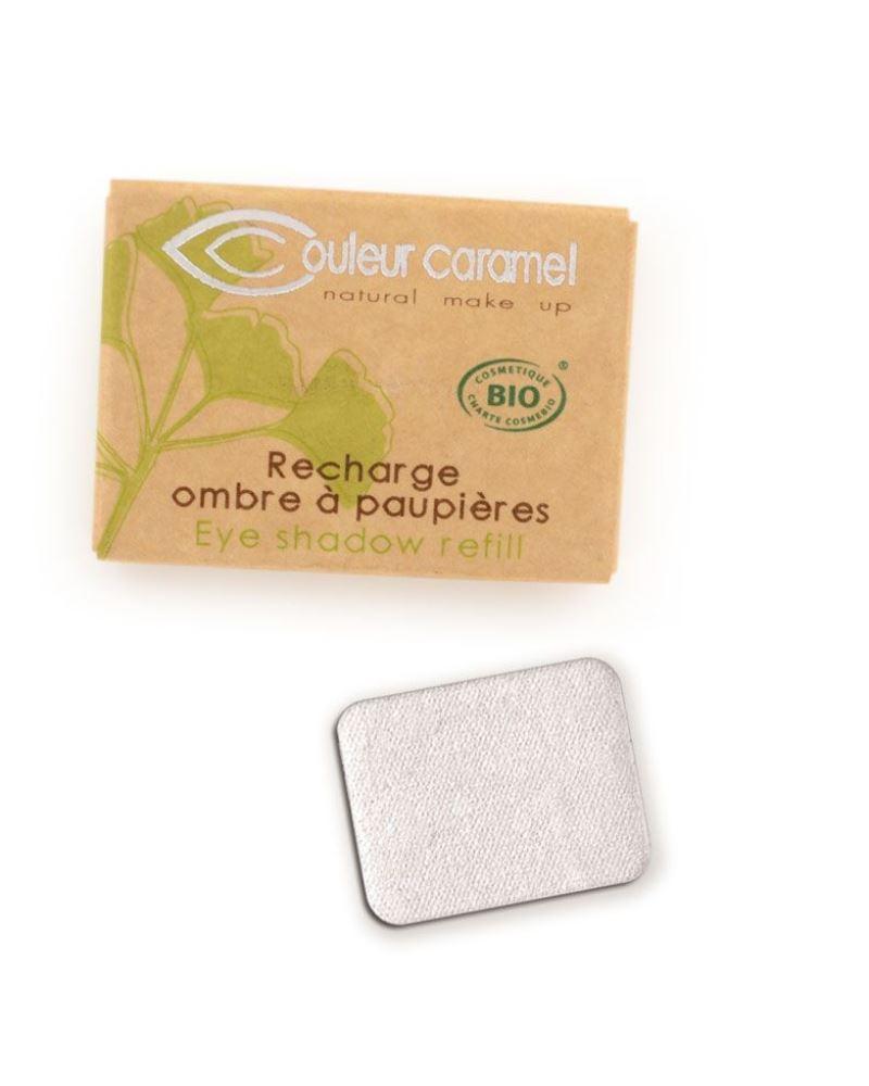 Couleur caramel 119025 recharge ombre a paupiere blanc 25 embellissetvous fr