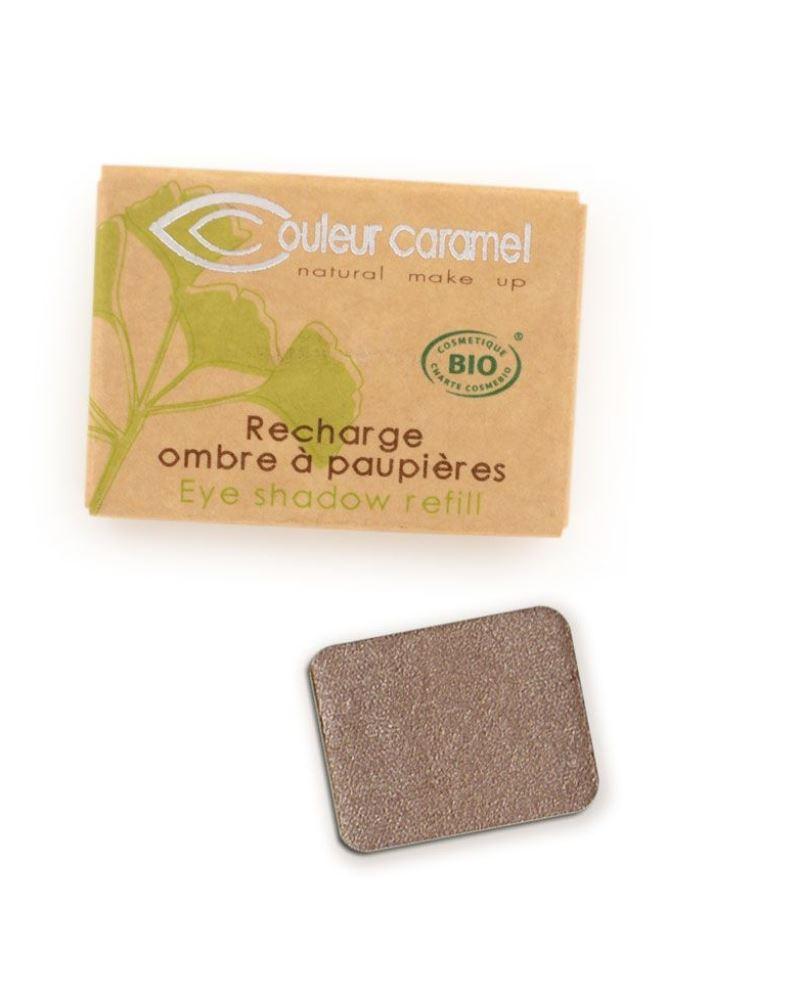 Couleur caramel 119044 recharge ombre a paupiere brun prune 44 embellissetvous fr