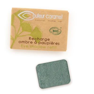 Recharge Ombre à paupières Vert bleuté 50 C. Caramel