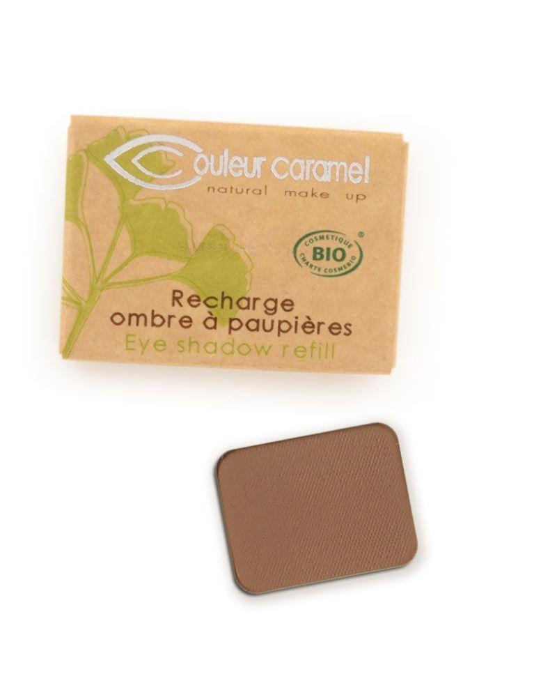Couleur caramel 119080 recharge ombre a paupieres mate cacao 80 embellissetvous fr
