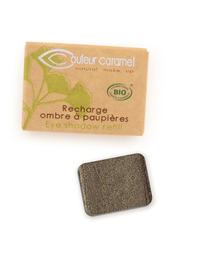 Couleur caramel 119107 recharge ombre a paupiere bananier 107 embellissetvous fr