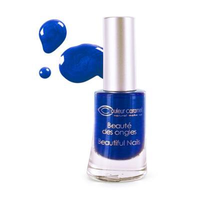 Vernis à Ongles 58 - Bleu Couleur Caramel