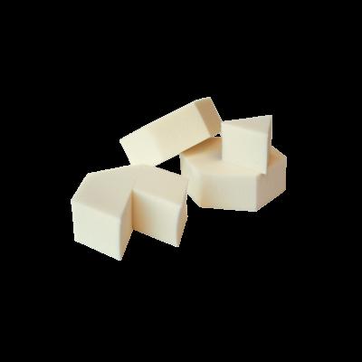 Eponge naturelle prédécoupée - Couleur Caramel
