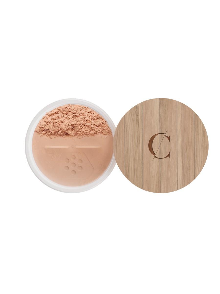 Couleur caramel fond de teint mineral bio beige abricot 23 embellissetvous 1