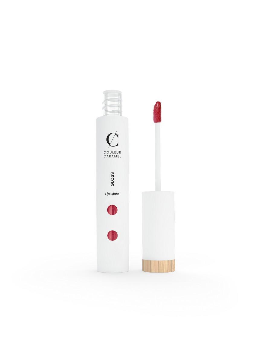 Couleur caramel gloss 805 rouge framboise nacre embellissetvous 1