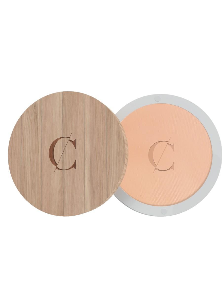 Couleur caramel poudre minerale haute definition beige clair 602 embellissetvous 1