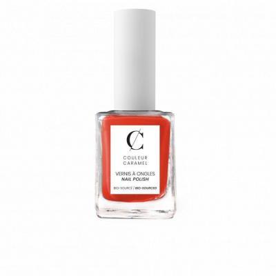 Vernis à ongles n°88 Orange flash - Couleur Caramel