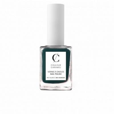 Vernis à ongles n°92 Bleu paon - Couleur Caramel