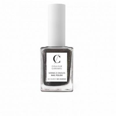 Vernis à ongles n°96 Noir chic - Couleur Caramel