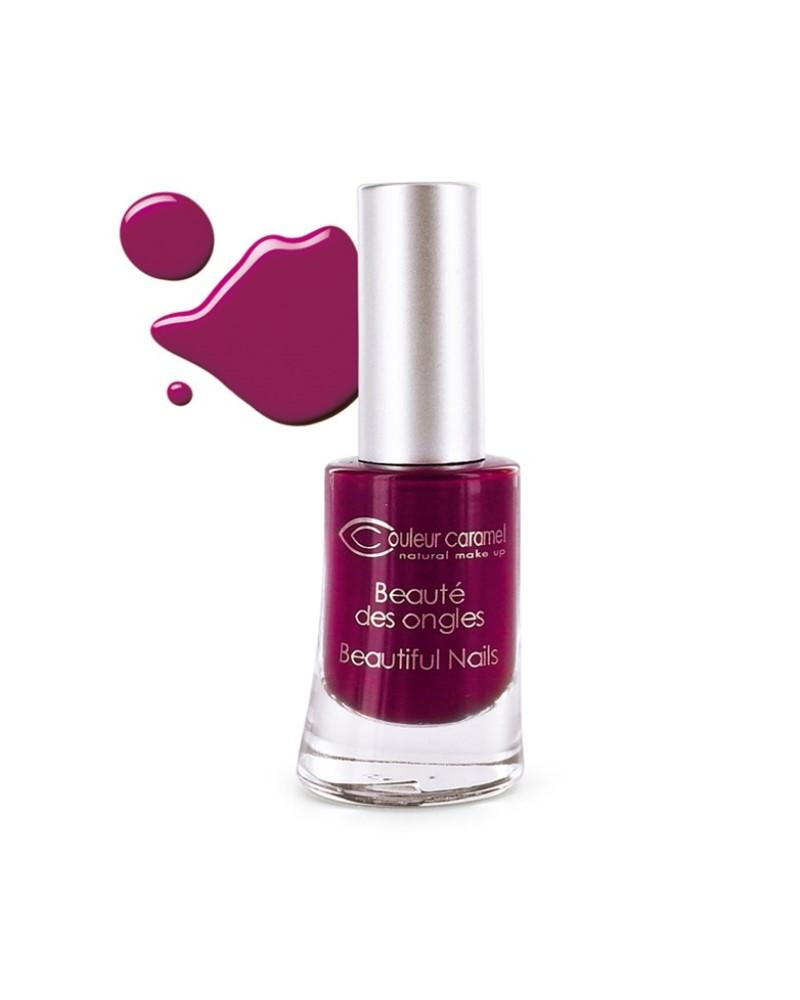 Couleur caramel vernis a ongles brillants grenat 11 118811 embellissetvous fr