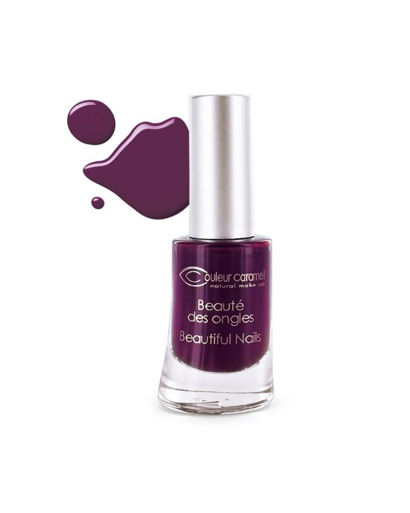 Couleur caramel vernis a ongles brillants myrtille 47 118847 embellissetvous fr