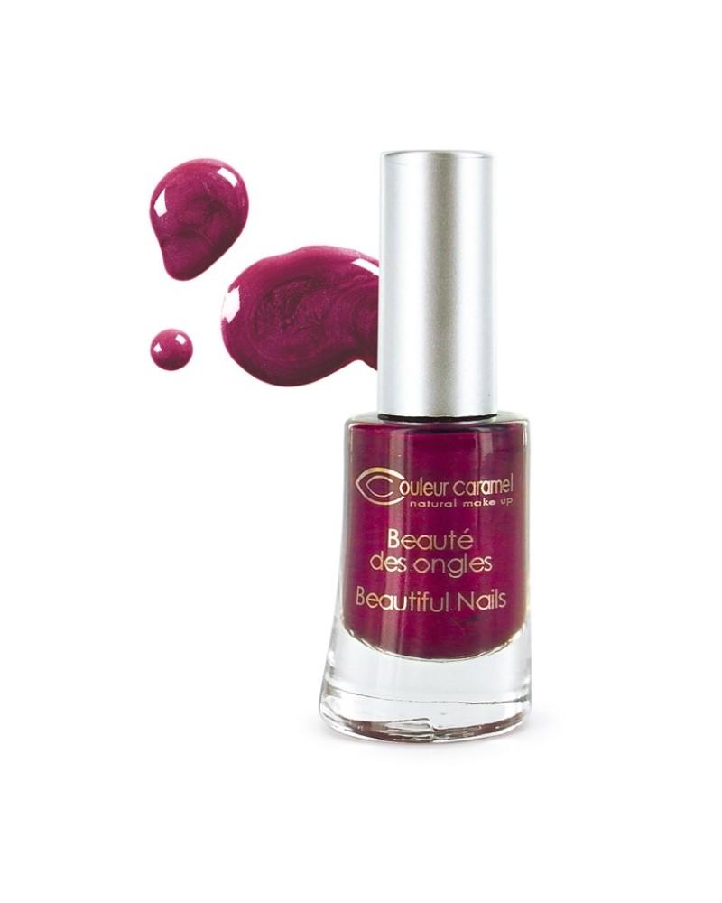 Couleur caramel vernis a ongles nacres bordeaux 118809 embellissetvous fr