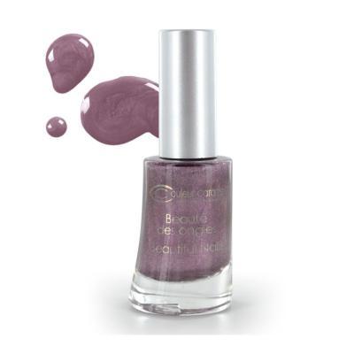 Vernis à Ongles 69 - Violet Couleur Caramel