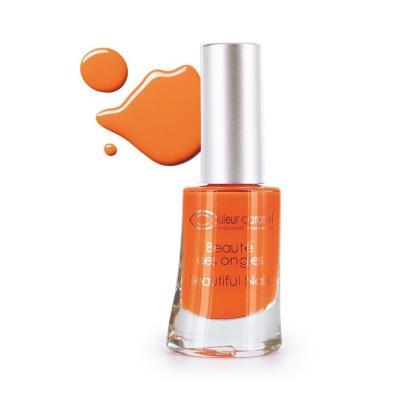 Vernis à Ongles 54 - Orange Flash Paradis