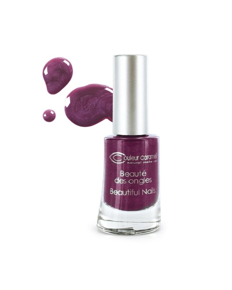 Couleur caramel vernis a ongles prune 3700306988152 embellissetvous fr