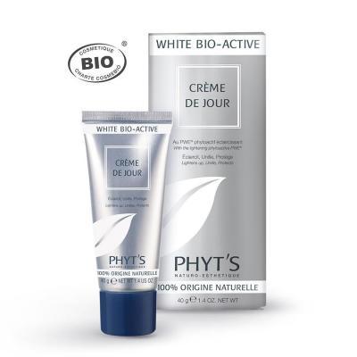 Crème de Jour White Bio-Active - Phyt's