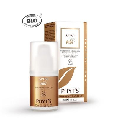 SPF50 KIDS Haute protection - Phyt'Solaire