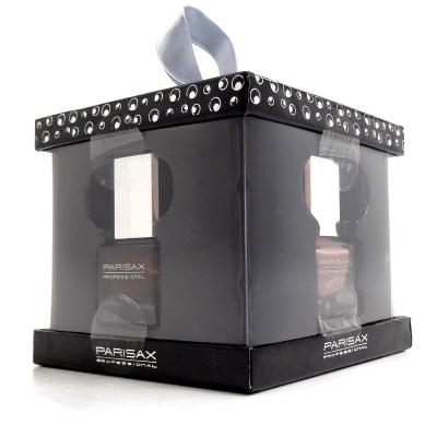 Box Cadeau 4 Vernis à ongles - Parisax