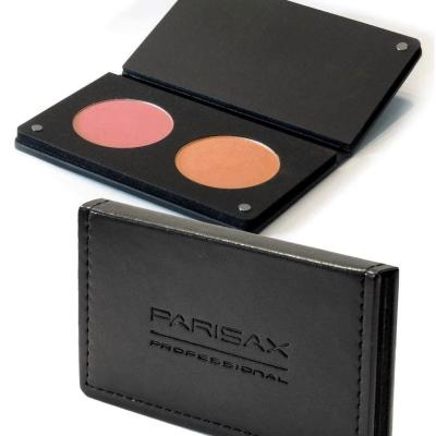 Palette duo Fards à joues Rose et Corail - Parisax