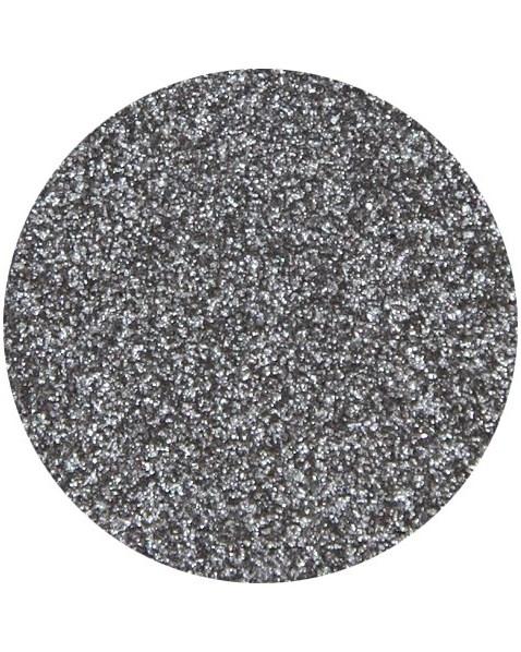 Fard gris fonce argente