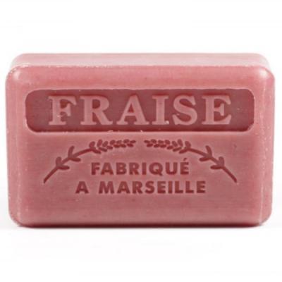 Savon de Marseille - Fraise 125 gr
