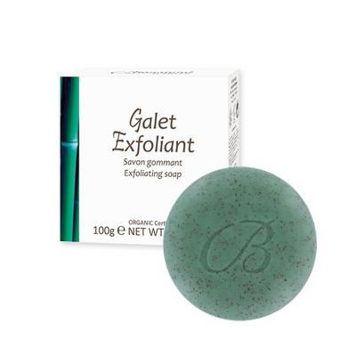 Galet Exfoliant - Savon Gommant 100g - Bionatural