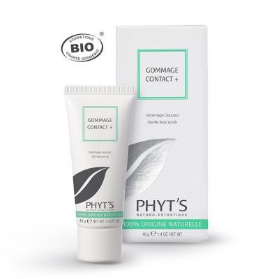 Gommage Contact+  tous types de peaux - Phyt's
