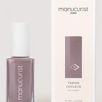 Vernis GRIS N°4  - Rose mountbatten