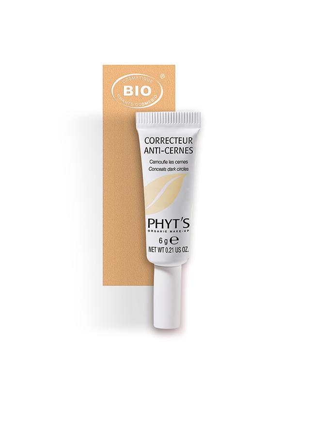Image correcteur anti cernes phyts organic make up embellissetvous