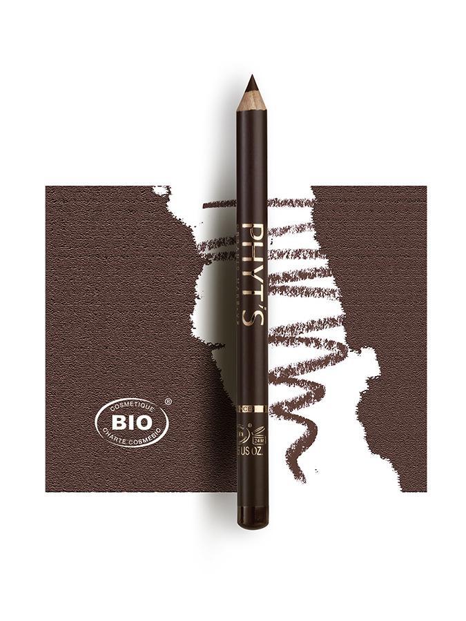 Image crayon brun phyts organic make up embellissetvous