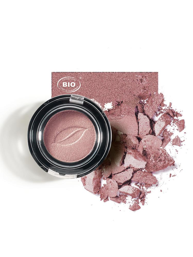 Image fard a paupieres ombres et lumieres rose calice phyts organic make up embellissetvous
