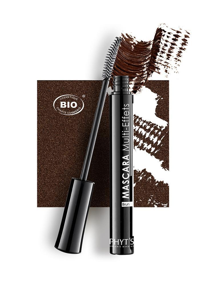 Image mascara brun phyts organic make up embellissetvous 1