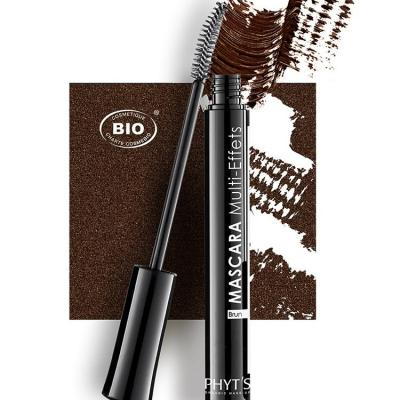 Mascara Multi-effets Brun - Phyt's Organic Make-Up