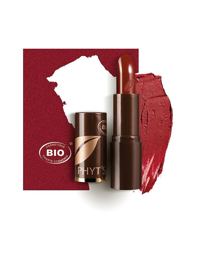 Image rouge a l rouge magnetique phyts organic make up embellissetvous