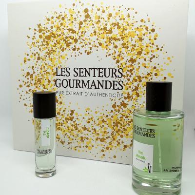 Coffret Parfum Thé Absolu 100ml + 15ml - LSG