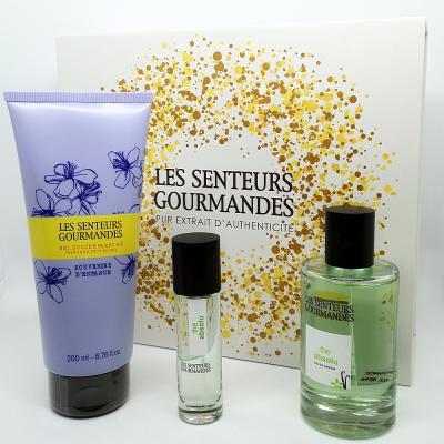 Coffret Parfum Thé absolu + Douche - LSG