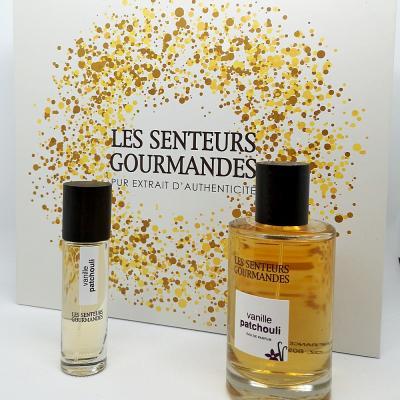 Coffret Parfum Vanille Patchouli  - LSG