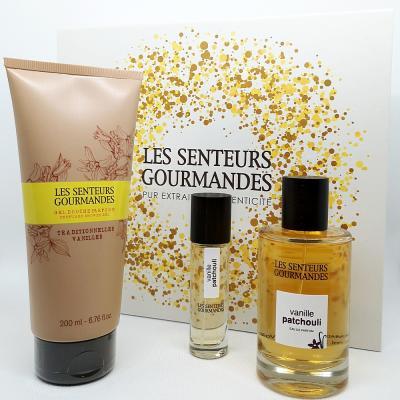 Coffret Parfum Vanille Patchouli + Douche - LSG