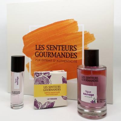Coffret Parfum Figue Sauvage + Savon  - LSG