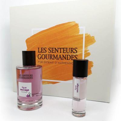 Coffret Parfum Figue Sauvage 100ml+15ml  - LSG