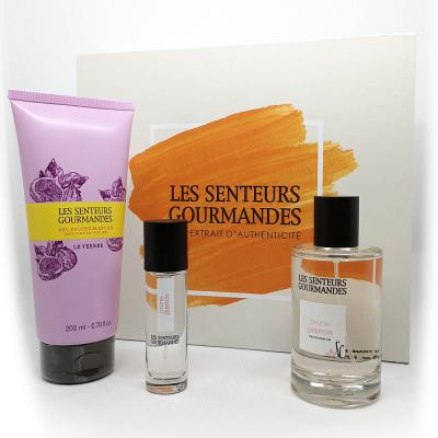 Coffret Parfum Prune Jasmin + Douche - LSG