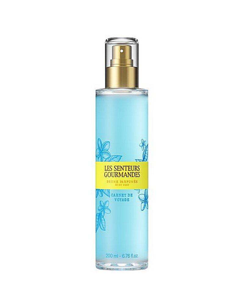 Les senteurs gourmandes brume parfumee carnet de voyage embellissetvous fr