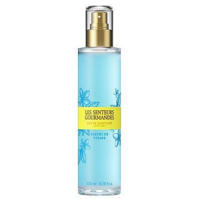 Brume parfumée Carnet de Voyage 200 ml - LSG
