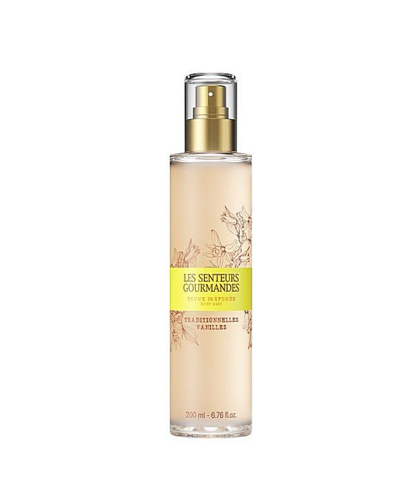 Les senteurs gourmandes brume parfumee traditionnelles vanilles embellissetvous fr