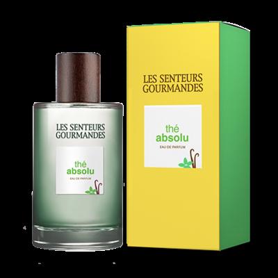 Parfum Thé Absolu 100 ml - Senteurs Gourmandes