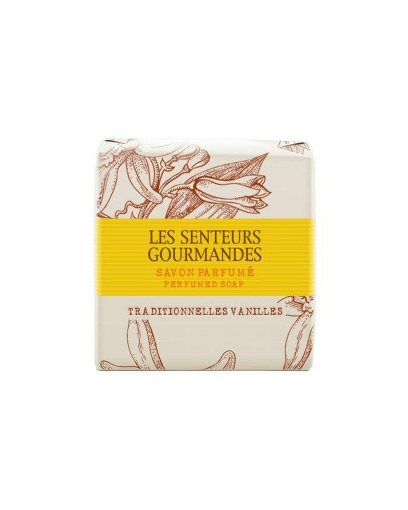Les senteurs gourmandes savon vanille embellissetvous fr