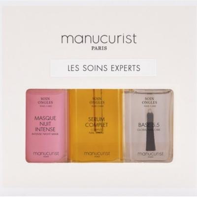 MANUCURIST - Coffret Soins Experts